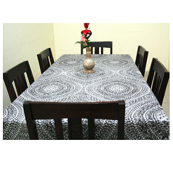 Pinky - Cotton Printed Table Cover-Z31JP69A86979