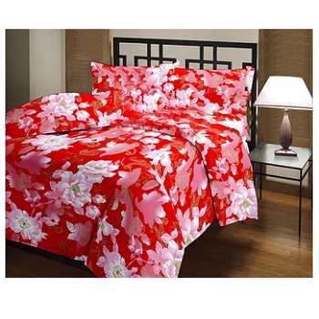 Jheel - Cotton Printed Double Bed Ac Dohar-Z65JPB088117E