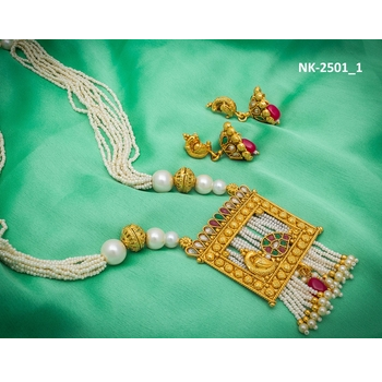 Alloy Necklace Set-175STA35AF237