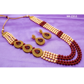 Alloy Necklace Set-175STFB0D8B96