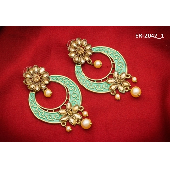 Alloy Earrings-175ST4FB29578