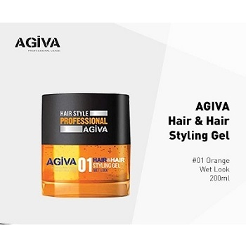 Agiva Hair Gel 200ml