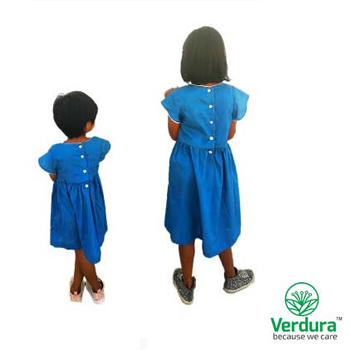 Sustainable And Organic Kids Wear VCEK25 - Myverduracare SS'19 Collection