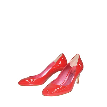 Mellow Yellow Pump Beyoung Red