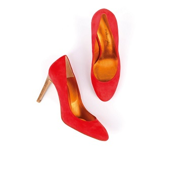 Mellow Yellow Pump Beyou Red