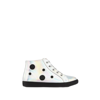 Kids Sneakers Mncapois Silver