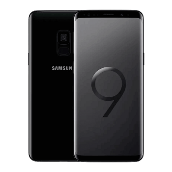 Samsung Galaxy S9 256GB, Midnight Black
