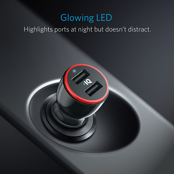 Anker Power Drive 2 Port Car Charger