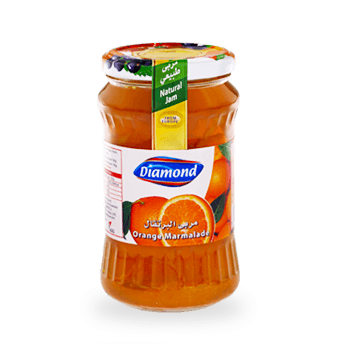 Diamond Orange Jam 454gm