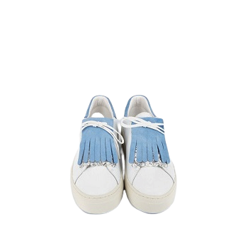 Mellow Yellow Sneakers Dacocotte White