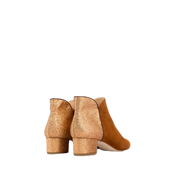 Mellow Yellow Ankle Boots Blake Camel
