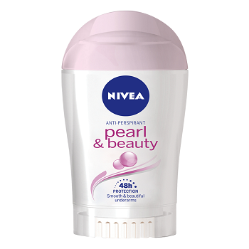 Nivea Pearl & Beauty Stick (40 Ml)