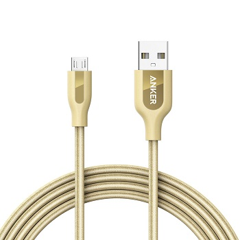 Anker Powerline+ Micro USB (6ft)