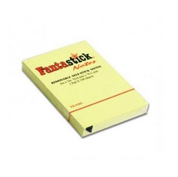 Fantastick Post It Sticky Note 2 x 3