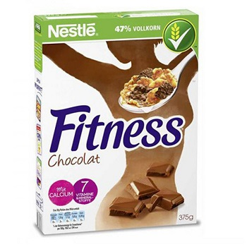 Nestle Fitness Chocolate 375Gm