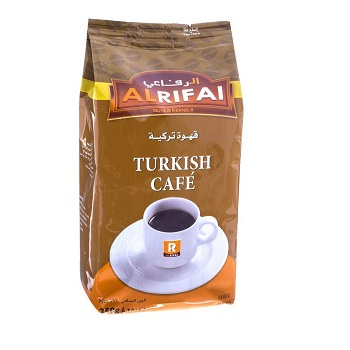 Al Rifai Turkish Coffee Without Cardamom 250g