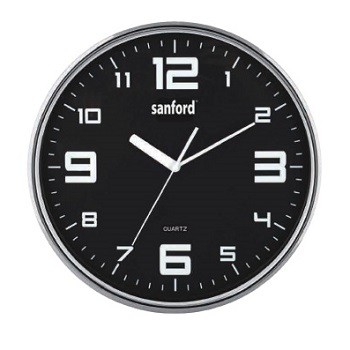 Sanford Analog Wall Clock SF1457WC