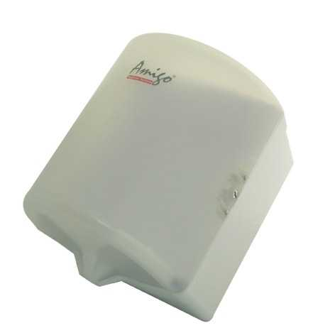 Maxi Roll Dispenser White