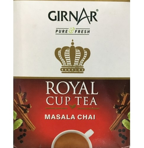 Girnar Royal Cup Tea Masala Chai Tea 225 Gm