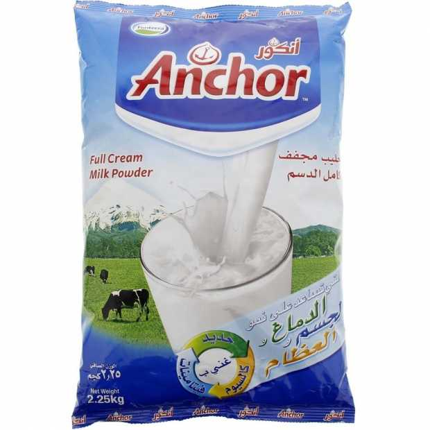 Anchor Milk Pouch