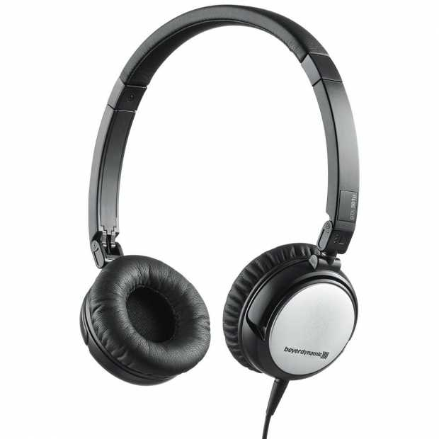 Beyerdynamic On Ear Headphone DTX 501P, Black