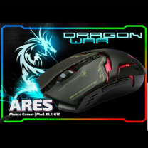 Gaming Mouse Arise 2300 DPI Black