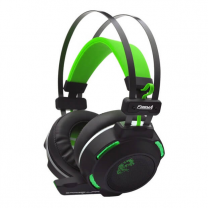 Dragon War Gaming Headset Freya Lighting Effect Black