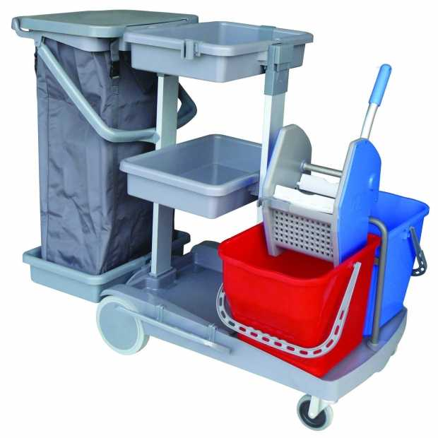 House Keeping Trolley /Janitor cart