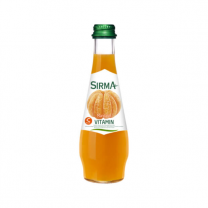 Sirma Vitamin C+ Mandarin Water 250ML-1x6pcs