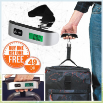 Z/T Unit Luggage Scale Buy 1 Get 1 Offer