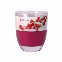 Bolsius Glass With Scented Candle 80/70 Mm