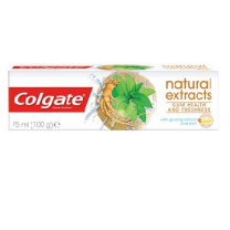 Colgate Natural Extracts 75ML Ginseng