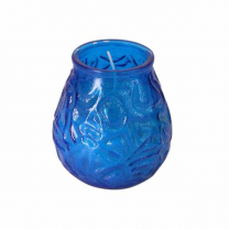 Bolsius Lowboy With Unscented Glass Candle