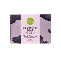 Baby Bright Oil Control Soap Black Charcoal