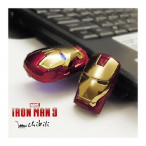 Chikili Iron Man Mask USB