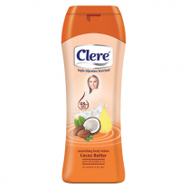 Clere Body Lotion - Cocoa Butter 400 ML