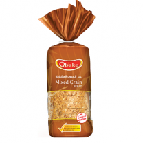 Qbake Mixed Grain Bread Medium