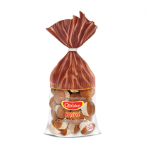 Qbake Mini Muffin Chocolate - Family Pack 1 pkt