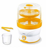 Beurer BY 76 Steam Steriliser With Digital Display