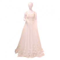Ideal Fashion wedding dress, White