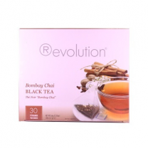 Revolution Tea Bombay Chai Black Tea 2.2g X 30 Bags