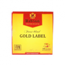 Mabrook Black Tea 2g X 100s