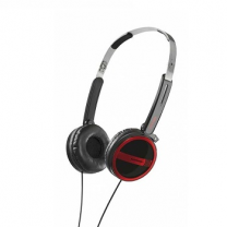 Beyerdynamic on Ear Headphone DTX300P, Black/Red