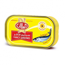 Al Alali Sardines in Sunflower Oil 100gm