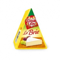 Bongrain Coeur De Lion Brie Pointe Cheese 125g