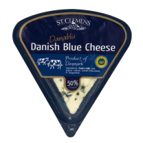 St.Clemens Danish Blue Cheese, 100GMS