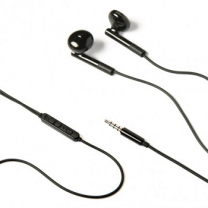 Celly Universal Stereo Earphones UP200, Black