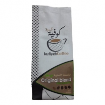 KufiyehCoffee Original Blend - Medium with Cardamom