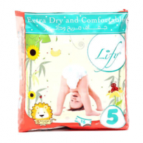 Lify Baby Diaper Extra Large, 5 (15 + kg), 16Pcs