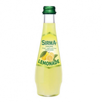 Sirma Sparkling Lemonade Water 250m-1x6pcs
